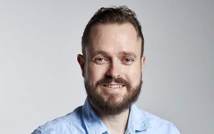 Billede af Lasse Vogel Andersen